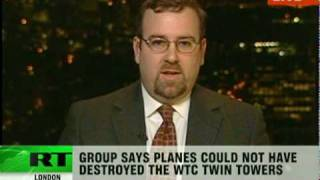 Two planes didn't take twin towers down