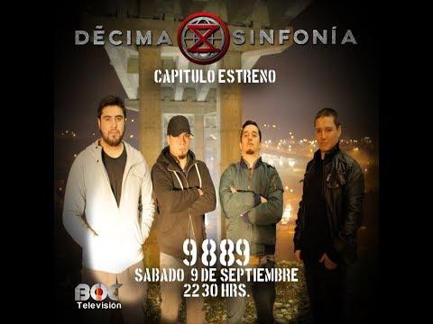 //Décima Sinfonía //9889 // Sesión en vivo // CAP 06 Temporada 03