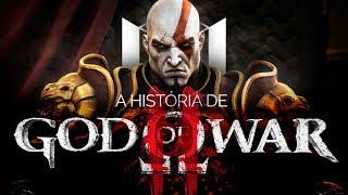 A HISTÓRIA DE GOD OF WAR II - Resumo do jogo
