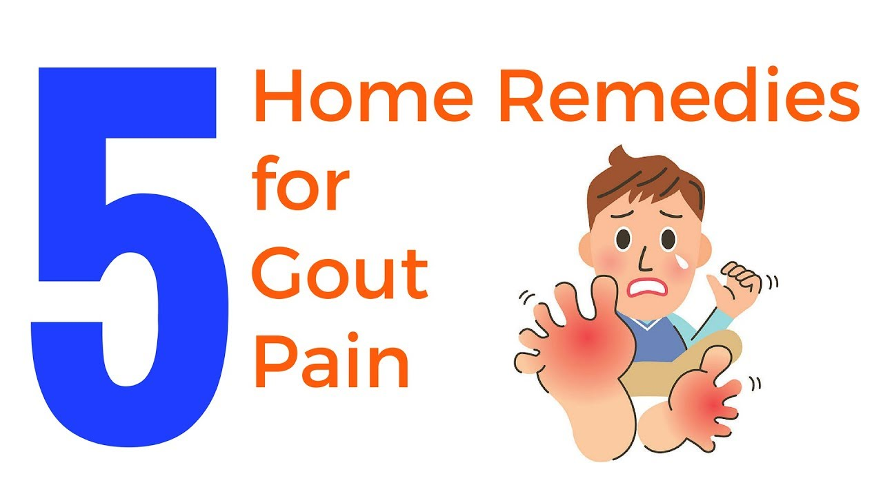 what to take for gout pain