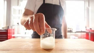 Recipe • Lemon Foam