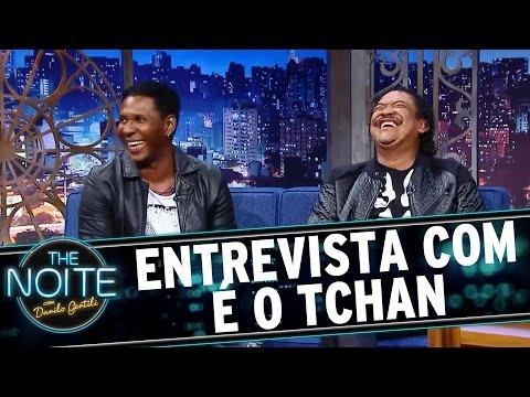 The Noite (31/08/16) - Entrevista com É o Tchan