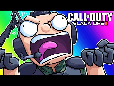 Black Ops 2 Funny Moments - Making My Friends Hate Life!