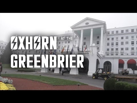 Oxhorn's Trip to The Greenbrier to Play Fallout 76: A Retrospective Vlog