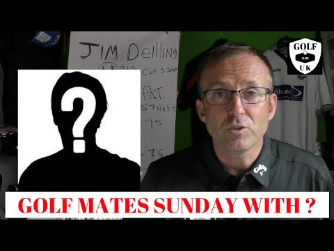 GOLF MATES SUNDAY GOLF SHOW WITH SPECIAL GUEST