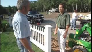 Picket Fence Installation