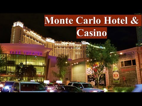 Where is the monte carlo in las vegas