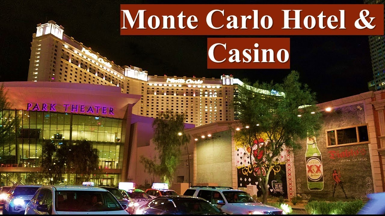Monte Carlo Resort and Casino Tour...AUG, 2017.. Under Construction