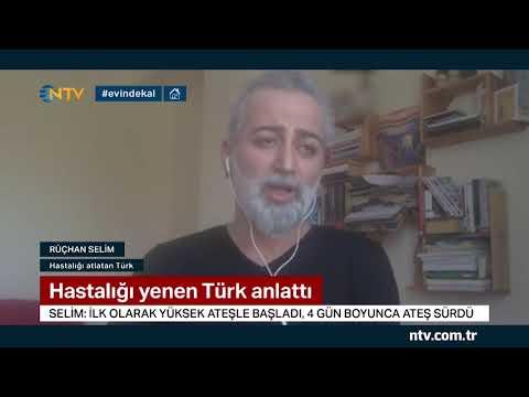 Hastalığı Yenen Türk Anlattı: 4 Gün Boyunca Ateşim Düşmedi