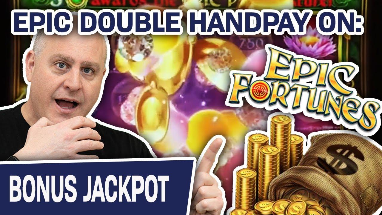 Epic jackpot slots online