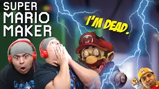 I FINALLY LOST MY F#%KING MIND!! [SUPER MARIO MAKER] [#70]