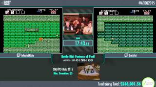 Awesome Games Done Quick 2015 - Part 61 - Battle Kid by duckfist and Infestedriche