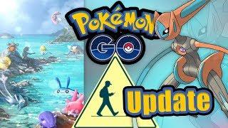 Neues Update, neuer Durchbruch, neuer EX-Raid \u0026 neues Shiny | Pokémon GO Deutsch #1044