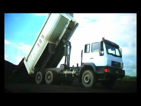 MAN CLA CS 10 Dump Truck And Mining