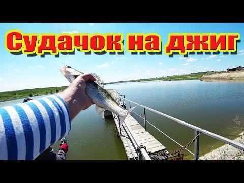 "База отдыха ""Рыболов""  судак на джиг"
