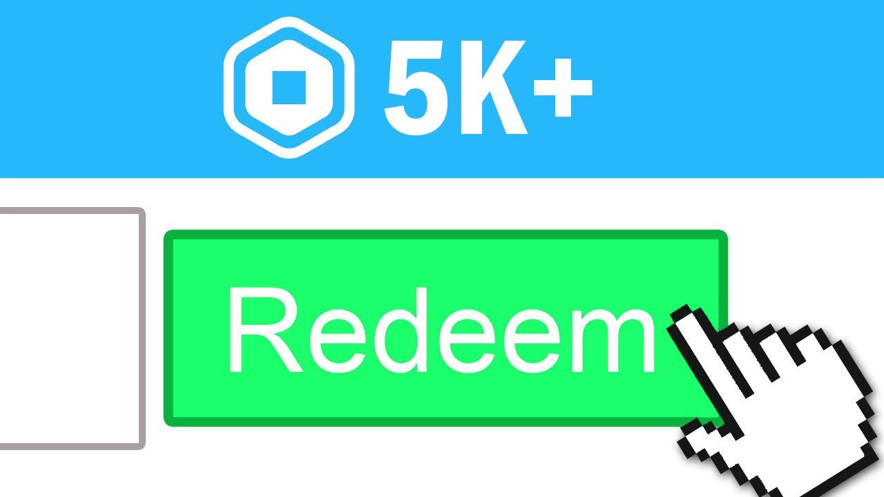 Enter This Promo Code For Free Robux 5 000 Robux May 2020 Youtube