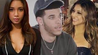 Lonzo Ball's Baby Mom Denise Throws SHADE After Zo's New Girl Shows Up at His Going Away Party!