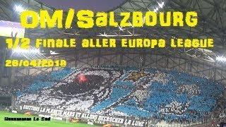 Marseille-OM/Salzbourg-demi finale Aller Europa League-26/04/2018