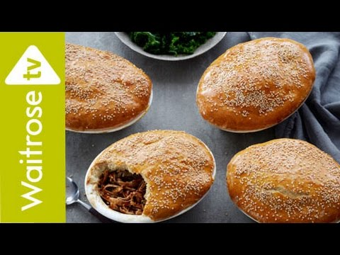 Chinese-Spiced Turkey Pies With Bun Pastry | Waitrose