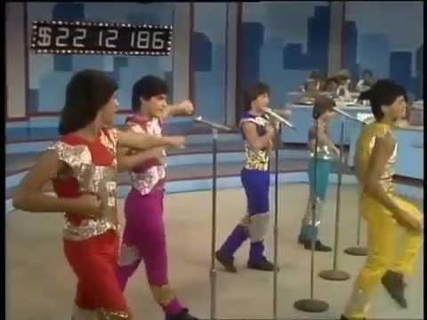Menudo featuring Ricky Martin 1984 MDA Telethon