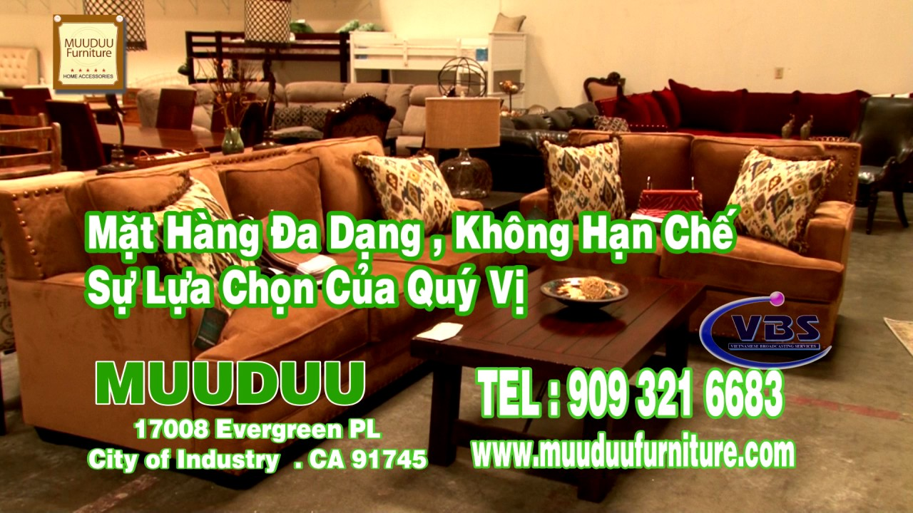 Muuduu Furniture Vbs A Youtube
