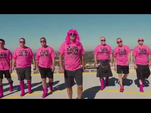Give Breast Cancer The Boot! - Real Men Wear Pink of Sacramento