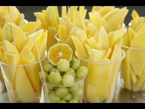 Dieta del mango verde