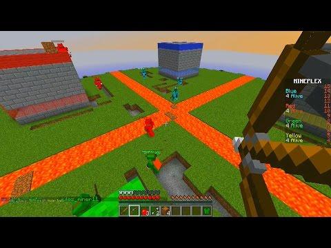 Minecraft MICRO BATTLES PVP #1 with Vikkstar & PrestonPlayz
