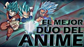 F NAL KAME HAME HA  El Mejor Dúo Del Anime   ИVERSO Vegeta And SrMecossT Goku  RAP ÉP CO