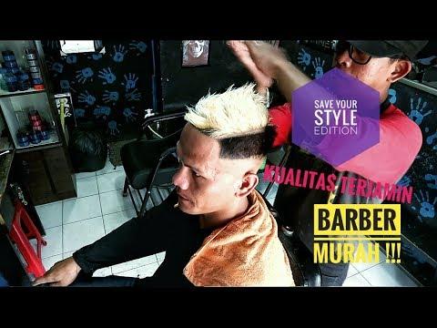 best barber in BATAM/indonesia murah dan terjangkau serta ramah banget