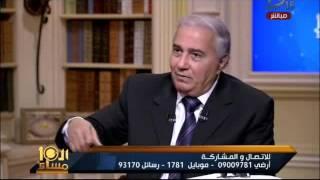العاشرة مساء| الشاعر فاروق جويدة يرد على توفيق الحكيم فى حديث مع الله
