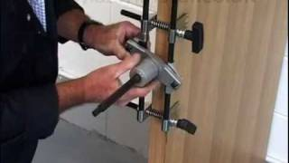 Souber DBB Mortice Lock Fitting Jig (JIG1)