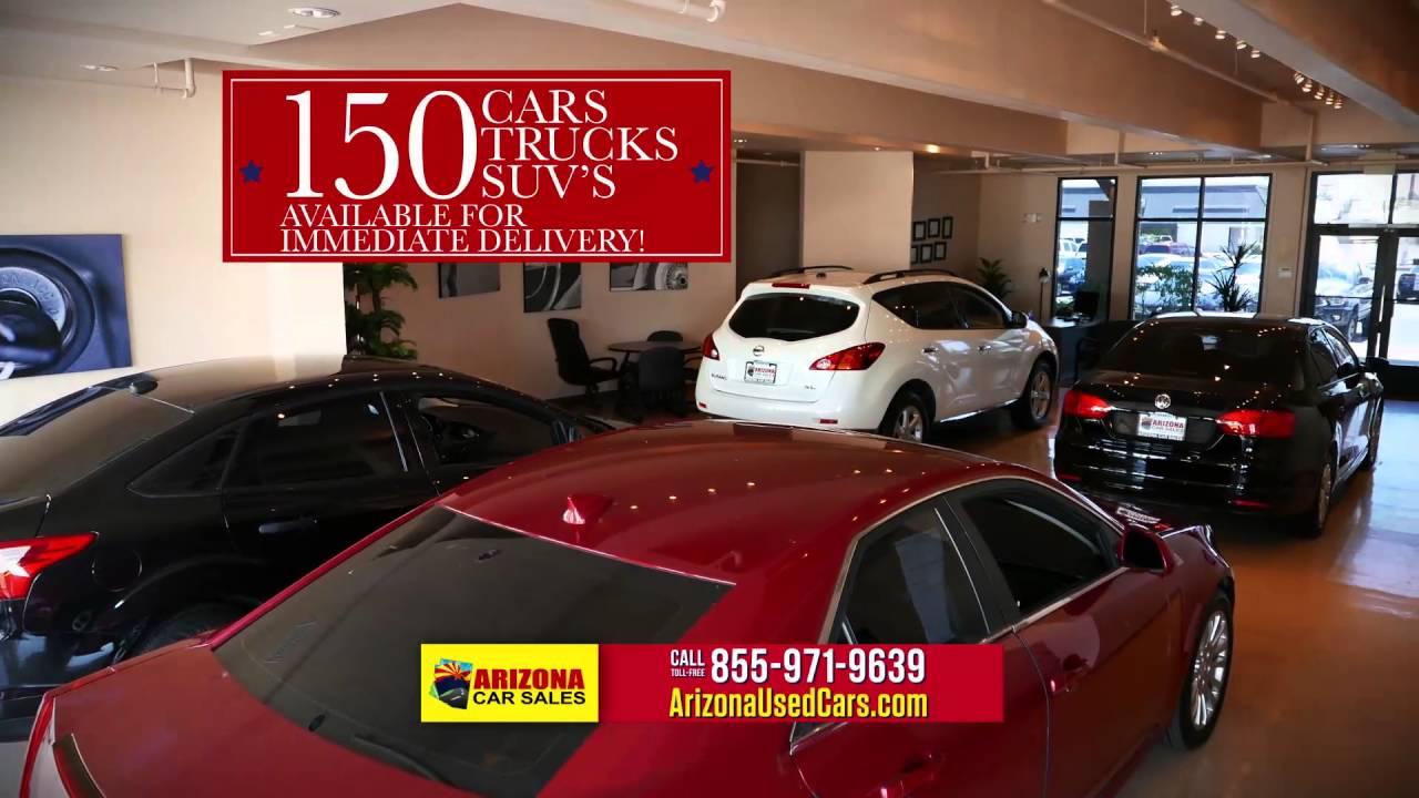 Arizona Car Sales Is Making Arizonas Credit Great Again Youtube
