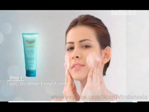 Iklan Nourish Beauty Care NBC Bio White Serum edisi Rina Diana
