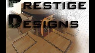 Prestige Designs: Pallet Bed