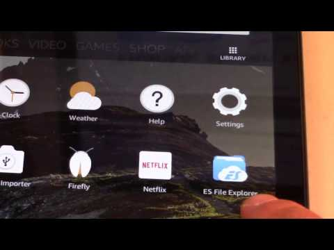 How to store your favorite music (mp3) in tablet Amazon Fire HD10