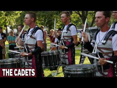 CADETS  In the Lot FINALS WEEK 2018