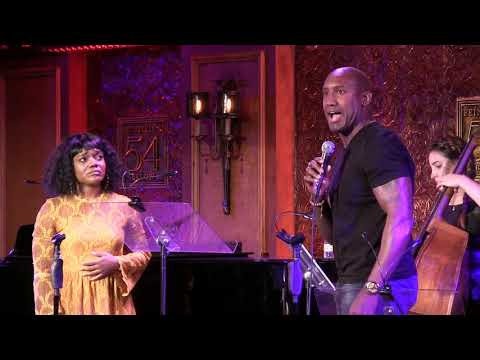 "Quentin Earl Darrington & Kenita Miller - ""Wheels of A Dream"" (Ragtime; Ahrens & Flaherty)"