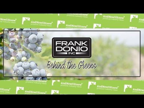 AndNowUKnow -Behind the Greens: Frank Donio Inc. Unveils its Commitment to Sustainability