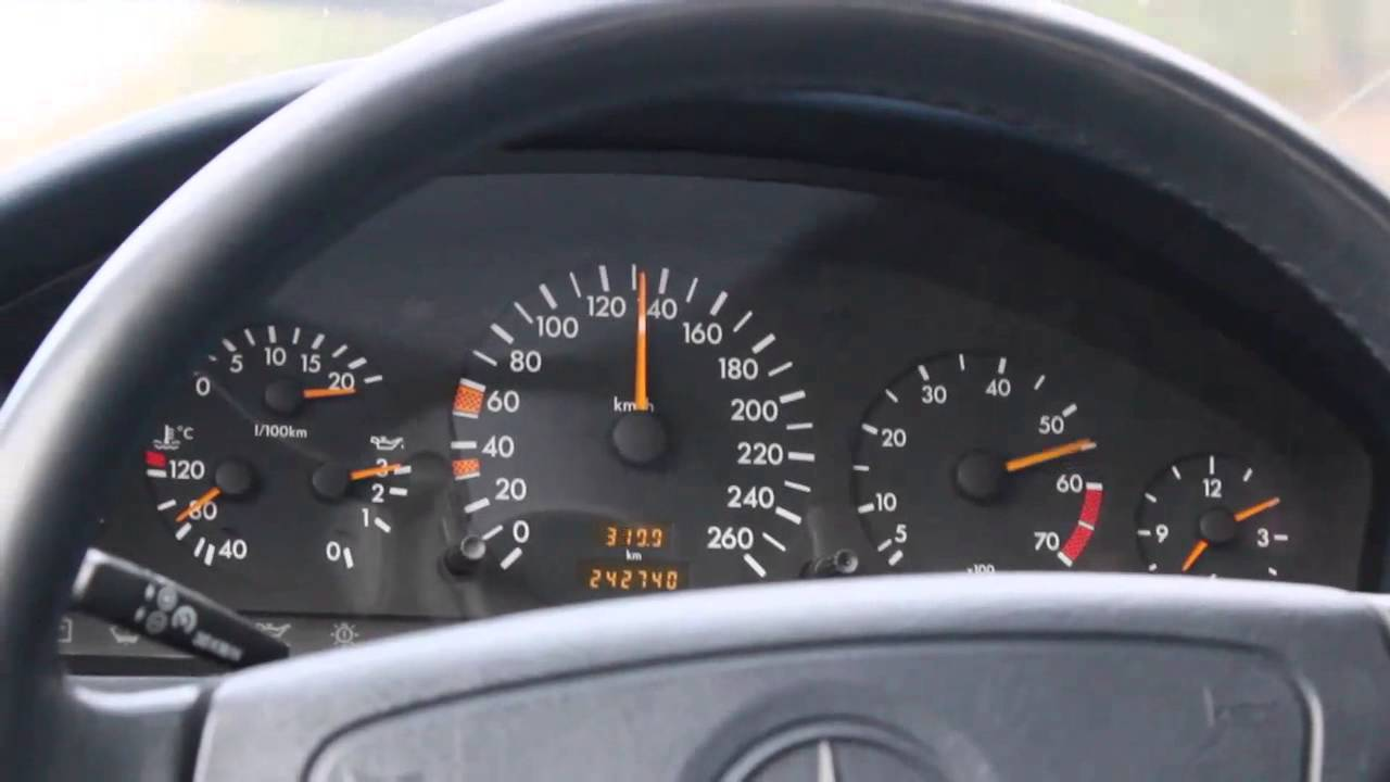 Beschleunigung Acceleration Mercedes Benz S500 Coupé M119 V8 0 100 Km H 200 Motorblog You