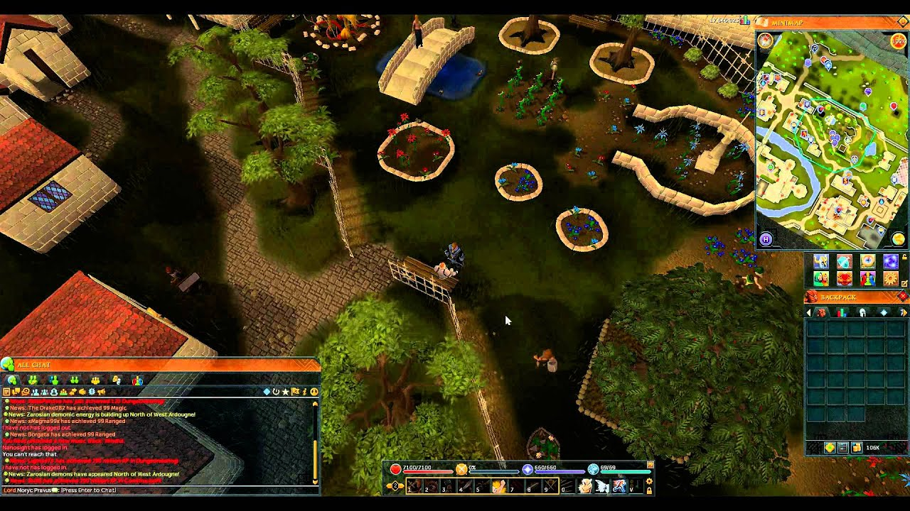 Lets Play Runescape 3 Enter The Mind Part 113 Youtube