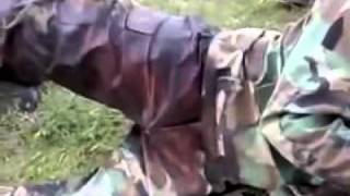 The Courage of Pakistan SSG Commando (Salam PAK ARMY).flv
