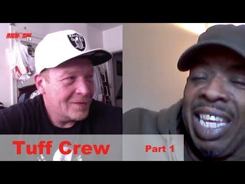 Tuff Crew  (Part 1 of 2) on Roxanne Shante, Jermaine Dupri, early Philly Hip Hop Scene, etc.