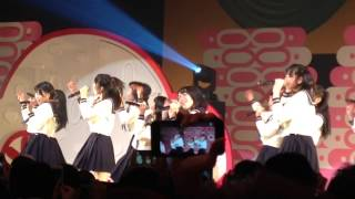 2015年9月23日長野県の松本キッセイ文化ホールにて行われたAKB48Team8長...
