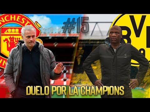 FIFA 17 | EL PARTIDO DEL AÑO | Modo Carrera Borussia Dortmund #15