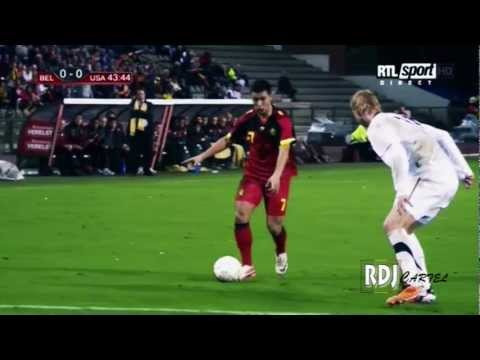 BELGIUM's highlights 1-0 United States of America | Friendly | 2011/09/06