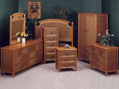 wicker bedroom furniture youtube 13869 | hqdefault