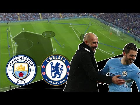 Guardiola VS Conte's Bus | Manchester City-Chelsea Tactical Analysis