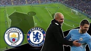 Guardiola VS Conte's Bus | Manchester City-Chelsea Tactical Analysis
