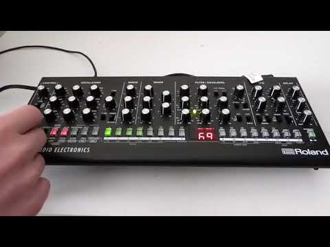 Roland SE02 (Patches Bank A)